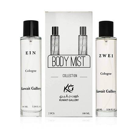 Body Mist Collection