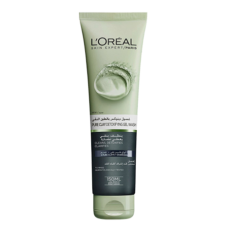 Pure Clay Black Cleanser With Charcoal - 150ML