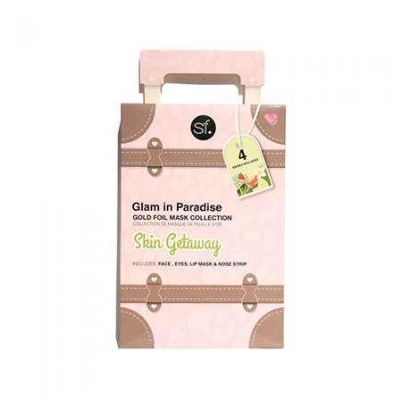 Glam In Paradise Mask Collection Kit