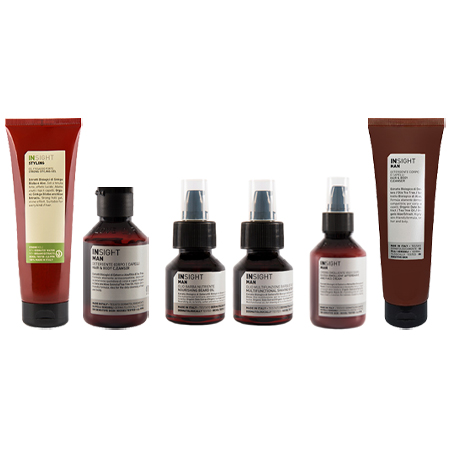 Man Hair Care Collection