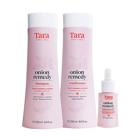 Onion Remedy Hair Care System