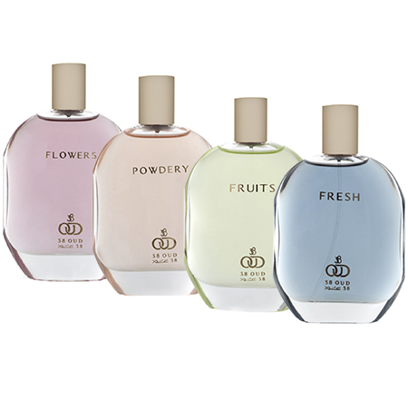 Colours Perfume Collection